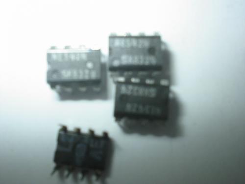 circuito integrado  ne 542  ne542
