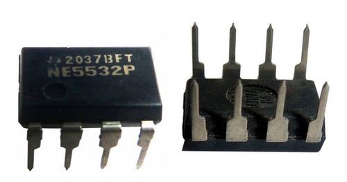 circuito integrado ne5532 qsc peavey behringer mackie jbl