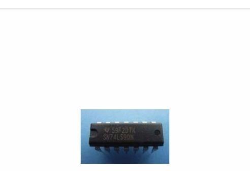 circuito integrado sn74ls90n 74ls90 sn 74 ls90 n 74 ls90