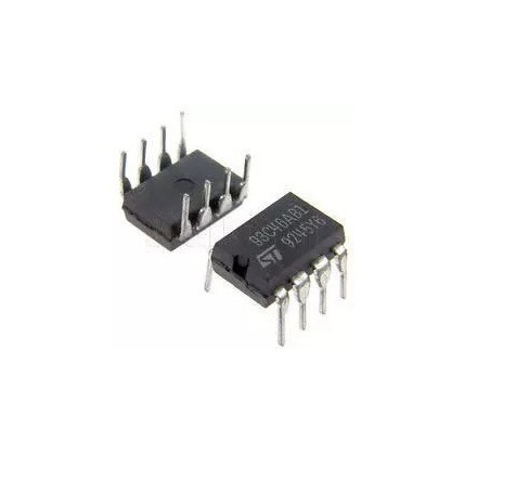 Circuito Integrado : Circuito integrado st c ab c eeprom serial microwire
