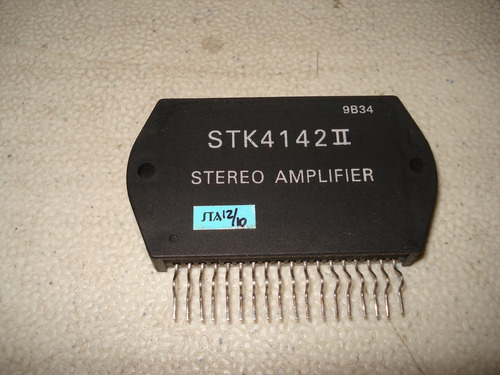 circuito integrado stk 4142 ii nuevo