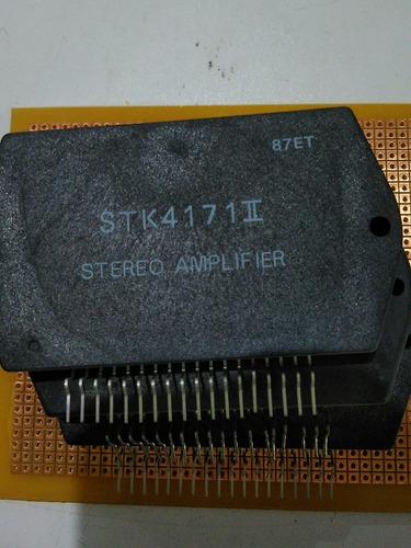 circuito integrado stk4171 ii - stk4171ii