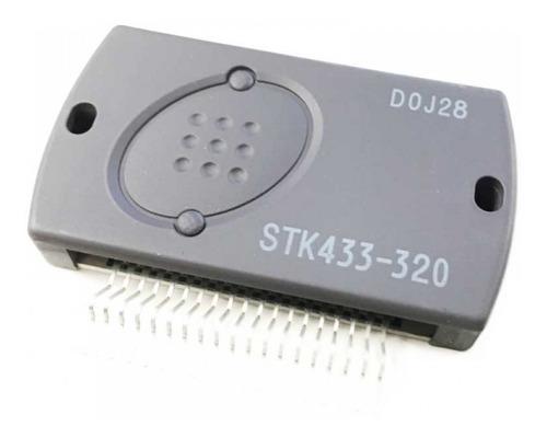 circuito integrado stk433-320 - original
