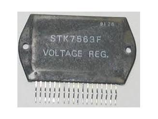 circuito integrado stk7563fe