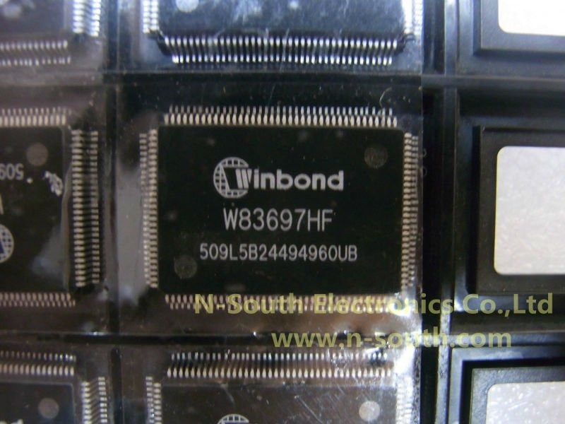 WINBOND W83697HF AUDIO DOWNLOAD DRIVERS