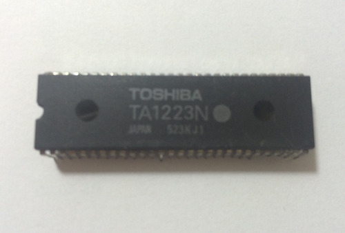 circuito integrado ta1223n