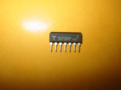 circuito integrado ta7130 ta 7130