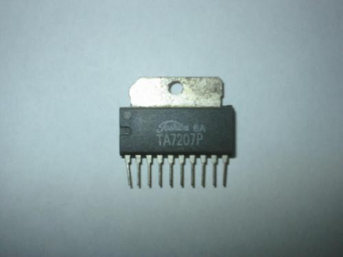circuito integrado ta7207   ta 7207