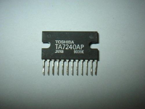 circuito integrado ta7240