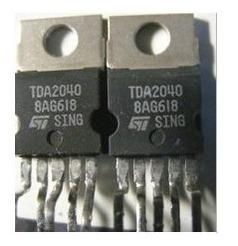Circuito integrado TDA1024 DIP-8 de NXP