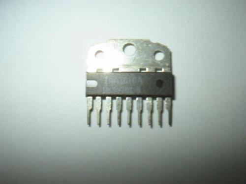 circuito integrado  tda1010a tda 1010a lin-ic