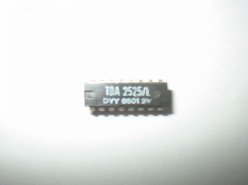 circuito integrado tda2525 /l  lin-ic