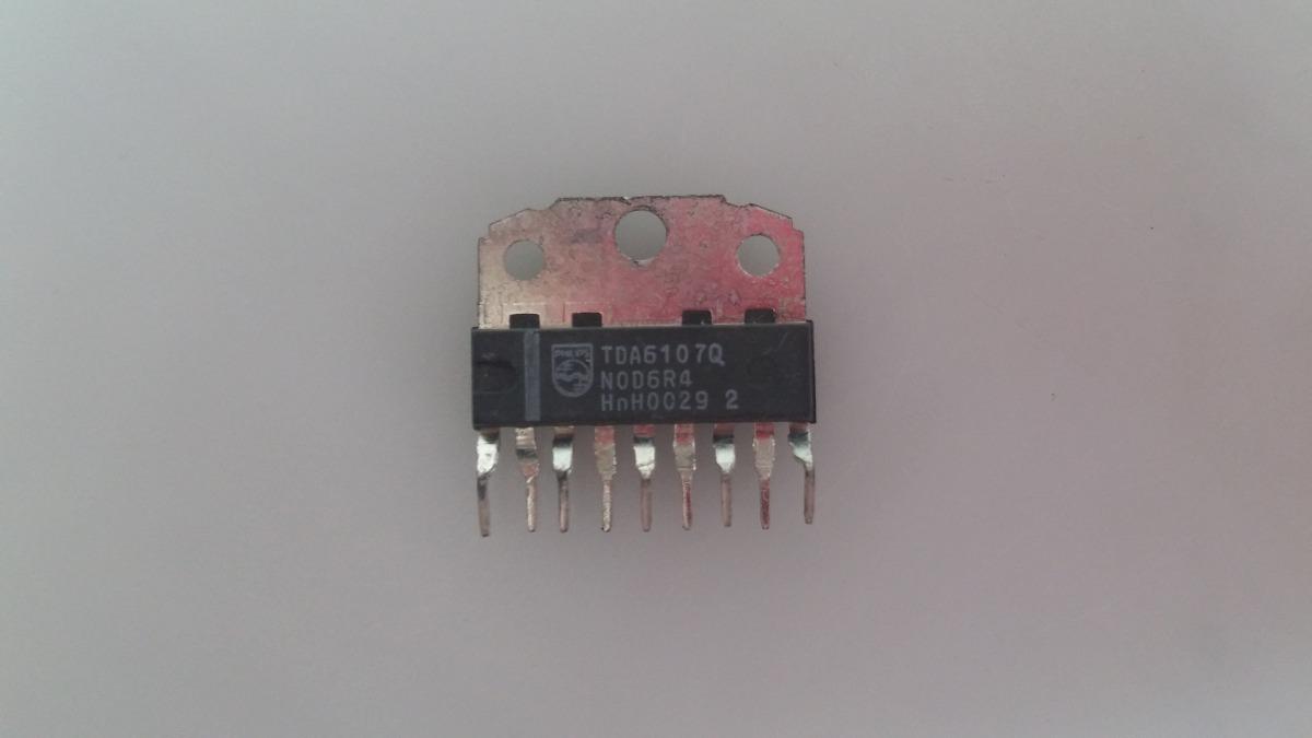 TDA6107Q CIRCUITO INTEGRATO