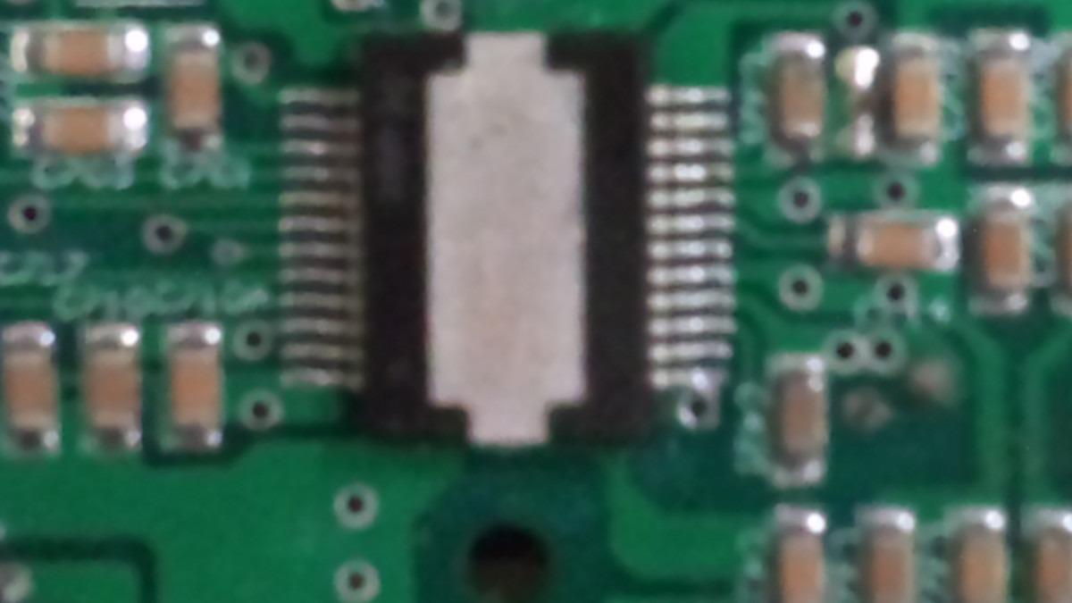 Circuito Integrado : Circuito integrado tda cth amplificador en mercado libre méxico