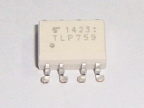 Circuito Optoacoplador : Circuito integrado tlp opto acoplador tlp r
