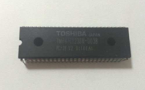circuito integrado tmp47c1238n-uo38