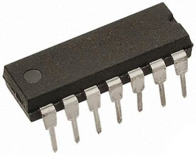 circuito integrado ttl 74s10 triple 3-input positive-nand