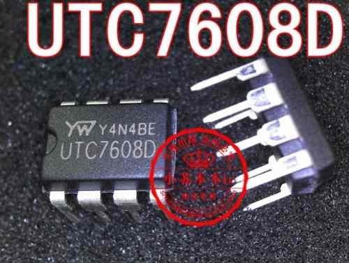 circuito integrado utc7608d utc7 608d