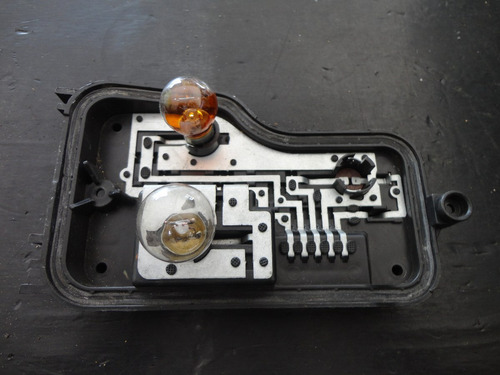 circuito lanterna traseira l.e volkswagen original