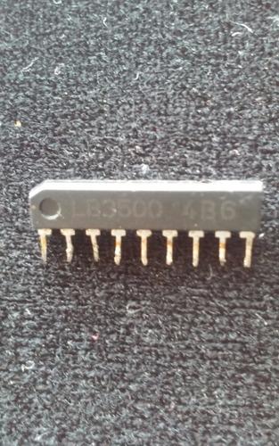 circuito lb 3500 novo