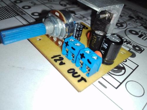 circuito módulo amplificador audio 8 watts tda 2002 anri tv