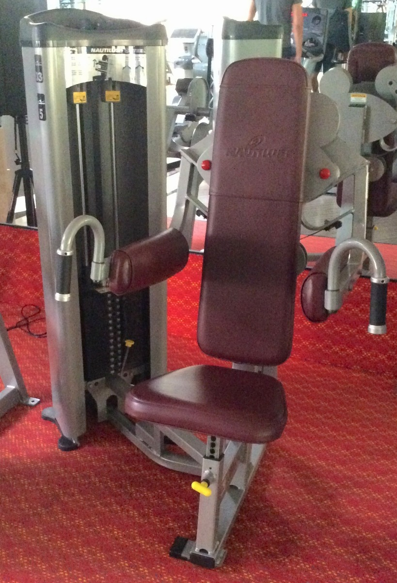 Circuito Gimnasio : Circuito nautilus steel equipo para gimnasio en