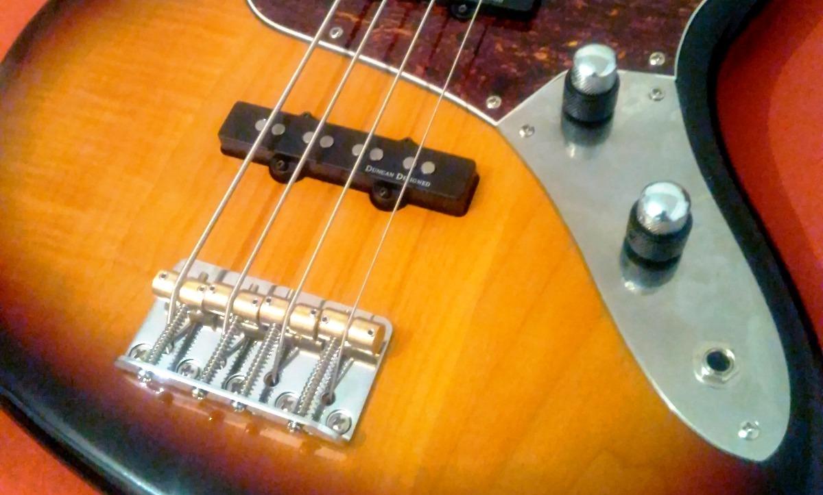 Circuito Jazz Bass : Circuito pasivo para bajo tipo jazz bass ´s en