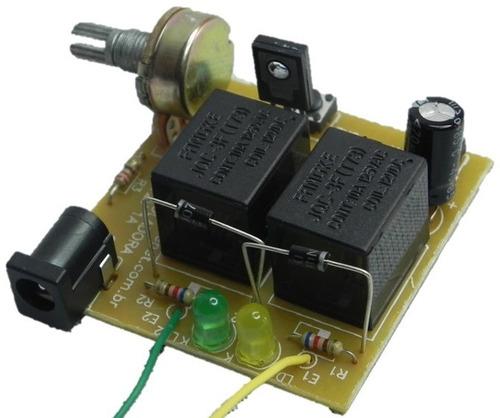 circuito ponte h dimmer velocidade giro 12v motor impressora