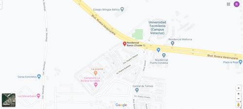 circuito puerto bandera, casa, venta, banus alvarado, veracruz