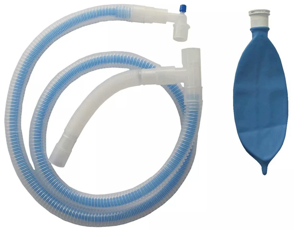Circuito Respiratorio : Circuito respiratorio coaxial para maquina de anestesia s