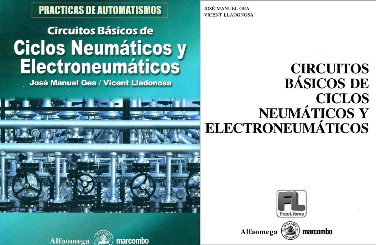 Circuito Neumatico Basico : Circuitos básicos de ciclos neumáticos y electroneumáticos bs. 80