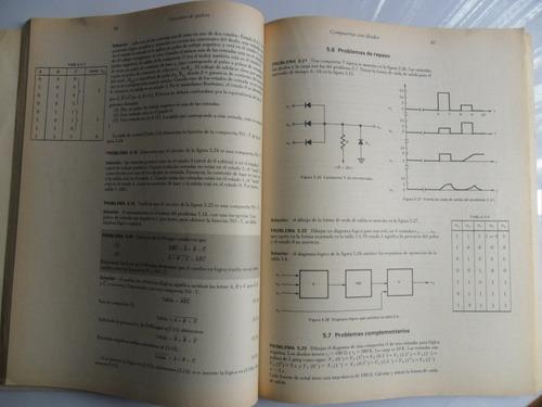 circuitos de pulsos houpis luberfeld electrónica diodos