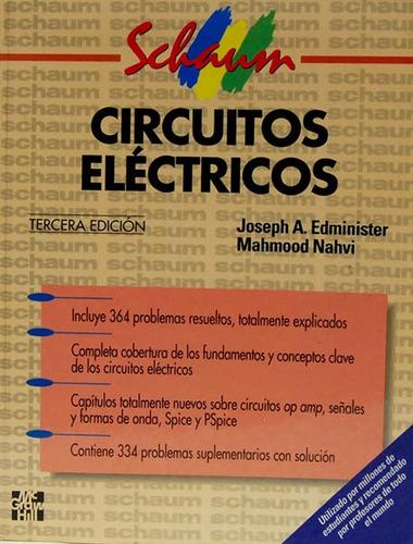 circuitos eléctricos schaum de edminister