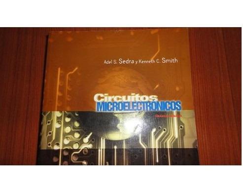 circuitos microelectrónicos 5 ta  edición.sedra smith.