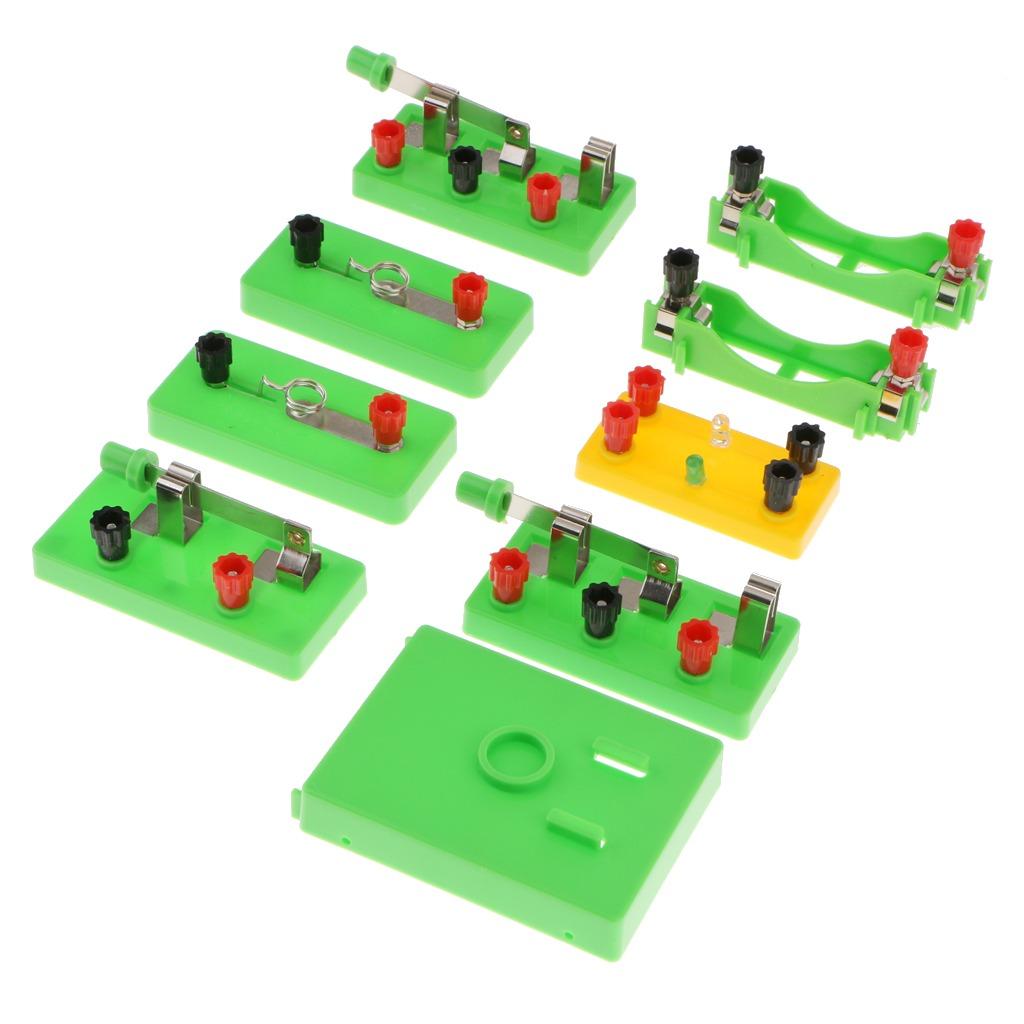 Circuito Paralelo Y En Serie : Circuitos paralelos diy luz kit para serie de experimentos c