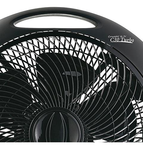 circulador de ar britânia c30 turbo 65w 220v