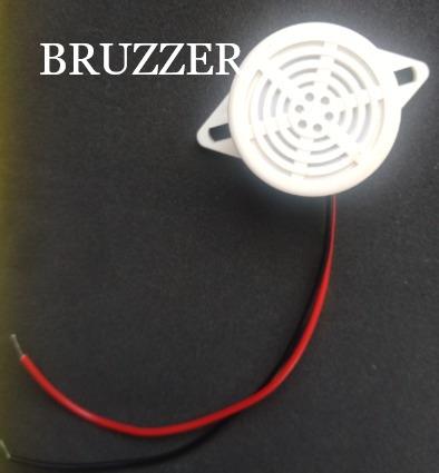 circulina led de bajo consumo rotativa y destellante (rojo)