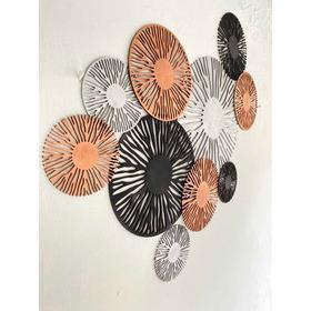 Círculos Decorativos Mdf 3 Mm