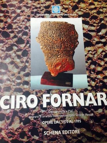 ciro fornaro. dalle ceramiche ai p.v.c.
