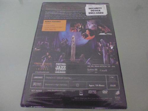 cirque du soleil / midnight sun / dvd / nuevo / importado /