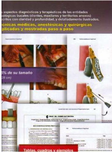 cirugia bucal 2 vol + cd_rom oceano envio gratis