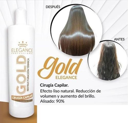 cirugia capilar gold elegance