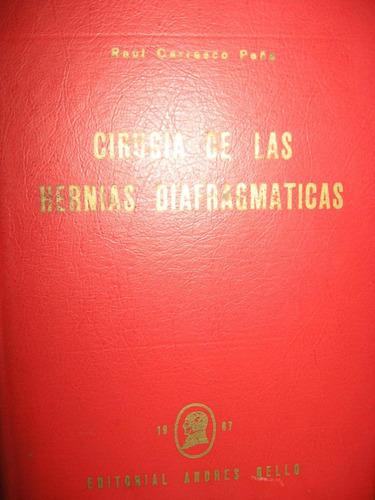 cirugía de las hernias diafragmaticas dr. raúl carrasco peña