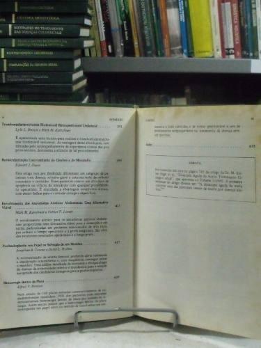 cirurgia vascular - volume 2/1986