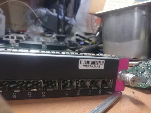 cisco 7600, 7609, ws-x6724-sfp 24 puertos, gigabit ethernet