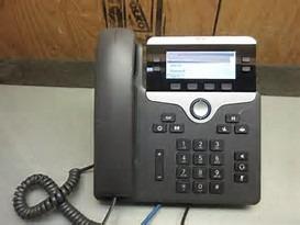 cisco 7841 ip phone nuevo en caja original sin abrir
