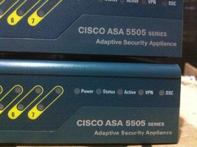 Cisco Asa 5505 Firewall - Adaptive Security Appliance