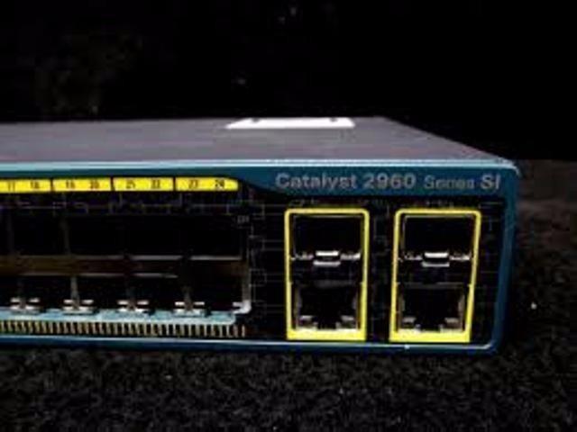 Cisco Catalyst 2960 Series Si Ws-c2960-24tc-s 24 Port