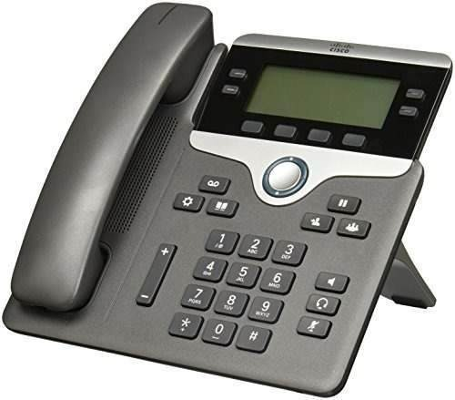 Telefono Ip Cisco Uc Phone 7841 Cp-7841-K9
