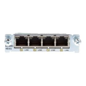 Cisco Ehwic-4esg 4 Puertos 10/100/1000